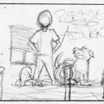 Second round sketch
